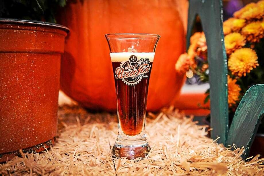BrewFest mini-pilsner glass. Photo: Mohegan Sun
