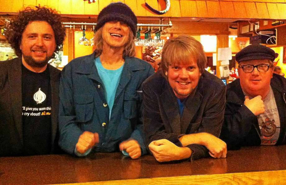 """Of this edition of NRBQ, Terry Adams said, """"These are very, very, very inspired musicians."""" Photo: Contributed"""