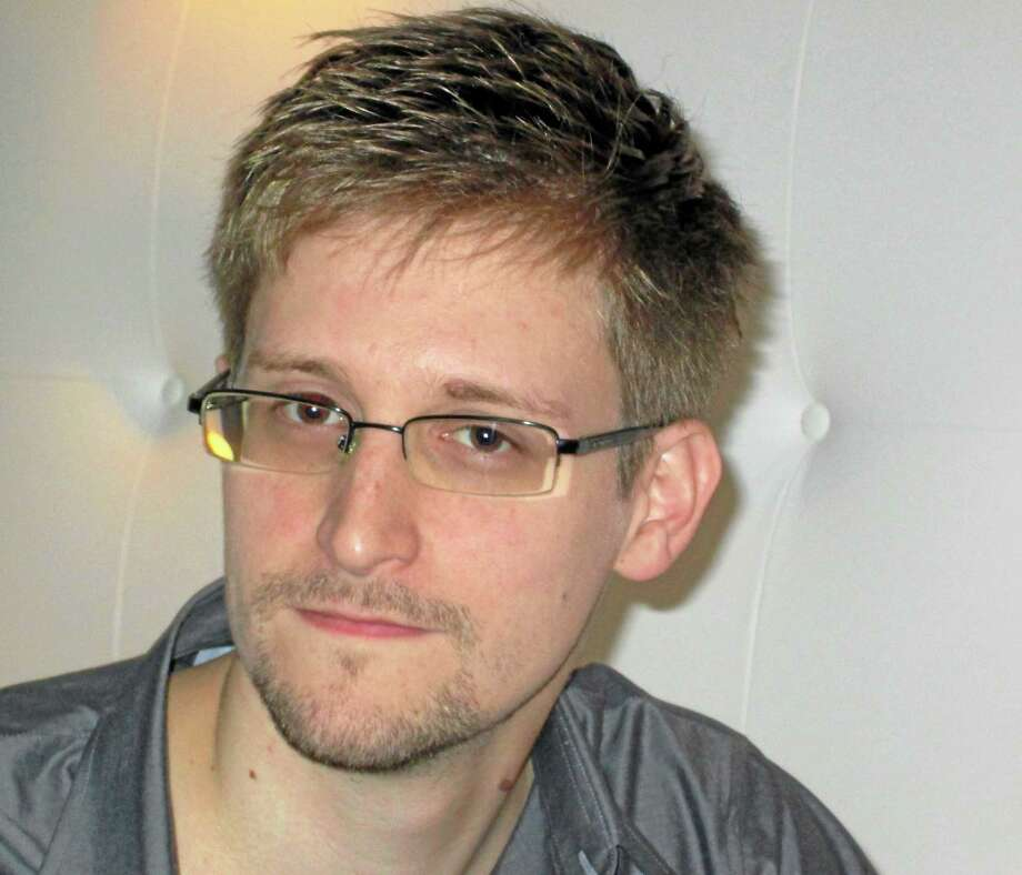 This image made available by The Guardian Newspaper in London shows an undated image of Edward Snowden, 29. Snowden worked as a contract employee at the National Security Agency and is the source of The Guardian's disclosures about the U.S. government's secret surveillance programs, as the British newspaper reported Sunday, June 9, 2013. Photo: AP Photo/The Guardian, Ewen MacAskill   / The Guardian