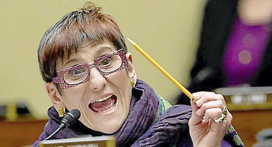 U.S. Rep. Rosa L. DeLauro