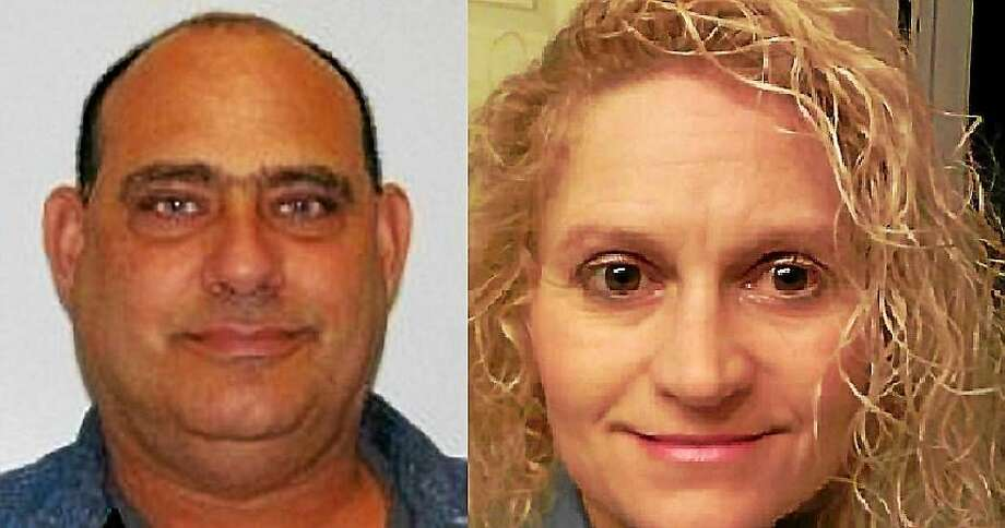 Thomas Infante and Lisa Infante. Photo: Photos Courtesy Of The Shelton Police Department