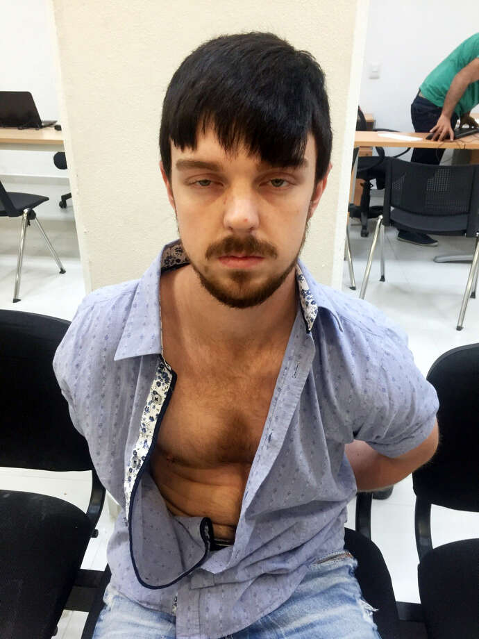 A man authorities identify as Ethan Couch, after he was taken into custody in Puerto Vallarta, Mexico. Photo: Courtesy Of Jalisco State Prosecutor's Office   / Jalisco state prosecutorís office