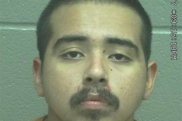 Ray Saenz Gonzalez, 20, was arrested Saturday after allegedly assaulting a woman, according to court documents.
