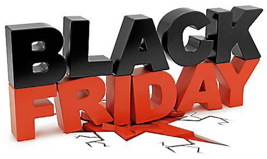 Black Friday logo - Shutterstock Photo: Illustration By Shutterstock
