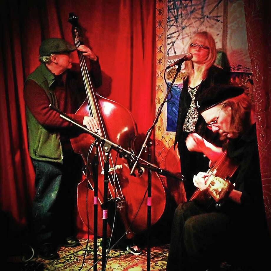 Celtic-Americana group Ebin-Rose Trio will play at the Benefit Concert for the Shoreline Soup Kitchen & Pantries. Photo: Contributed