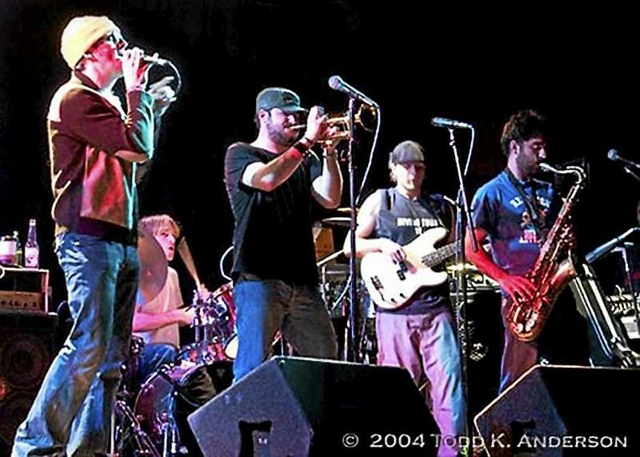Longtime Pencilgrass fans have three chances to see the party band this weekend. Photo: Contributed