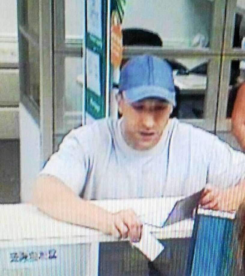 On August 27 around 3:15 p.m. state police responded to the Citizens Bank at 1187 Boston Post Road in Westbrook for a reported bank robbery. Photo: (Courtesy Of Connecticut State Police)