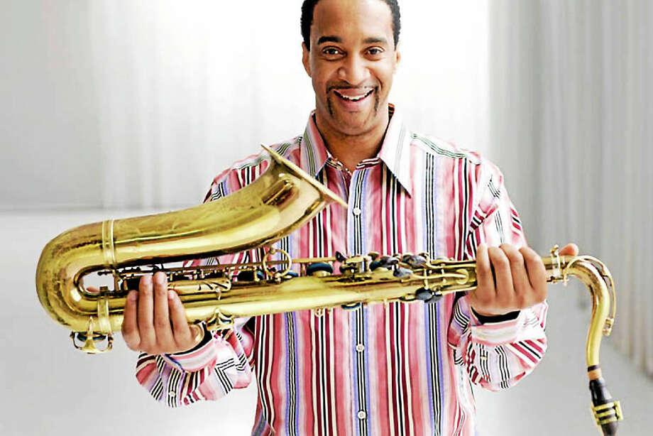 Javon Jackson on sax. Photo: Contributed