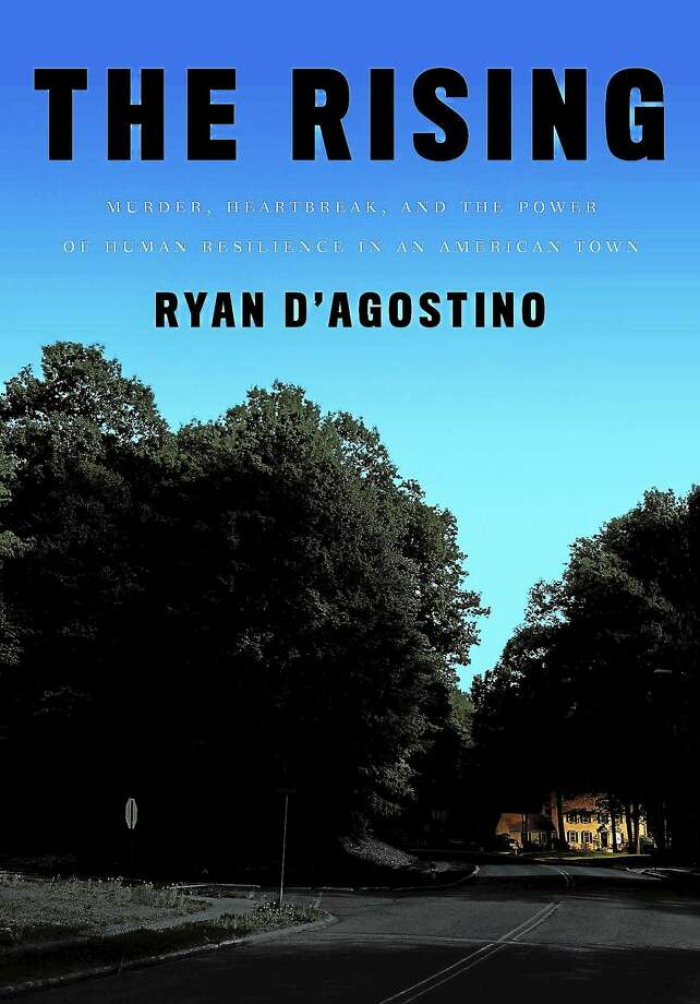 A new book by journalist Ryan D'Agostino on Dr. William  Petit Photo: Journal Register Co.
