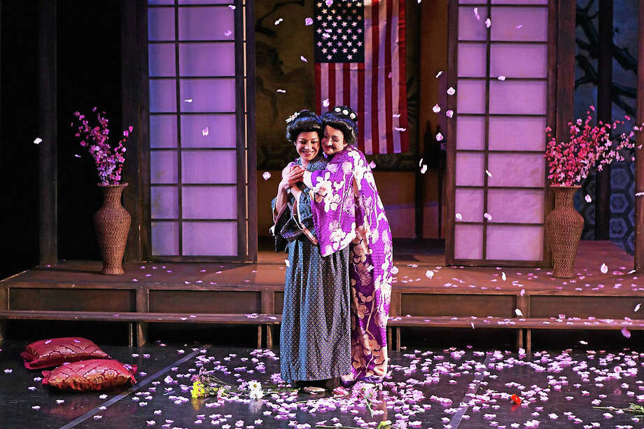 """A moment from """"Madame Butterfly"""" Photo: Contributed"""