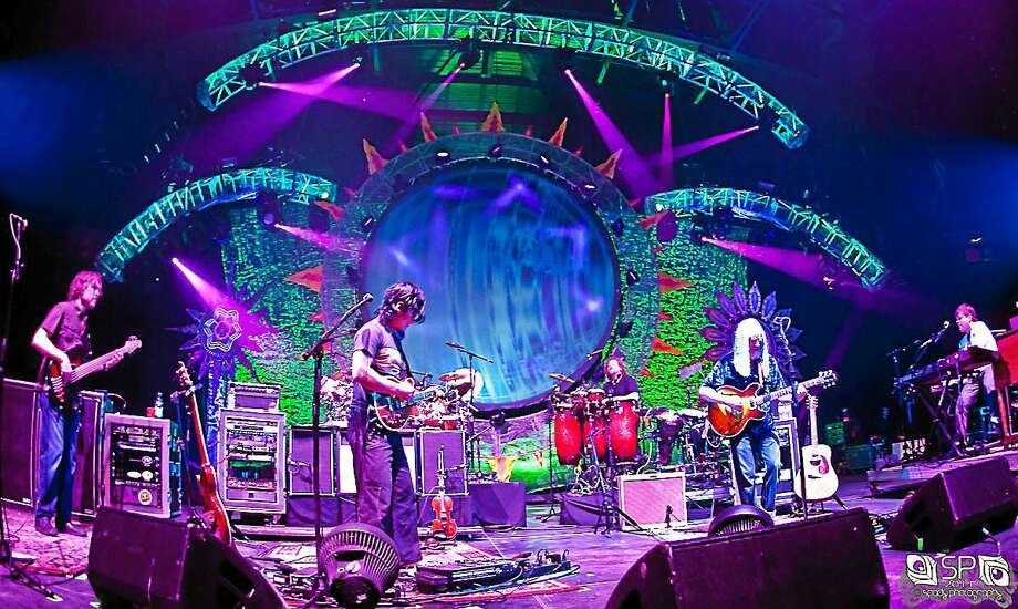 The String Cheese Incident Photo: Contributed