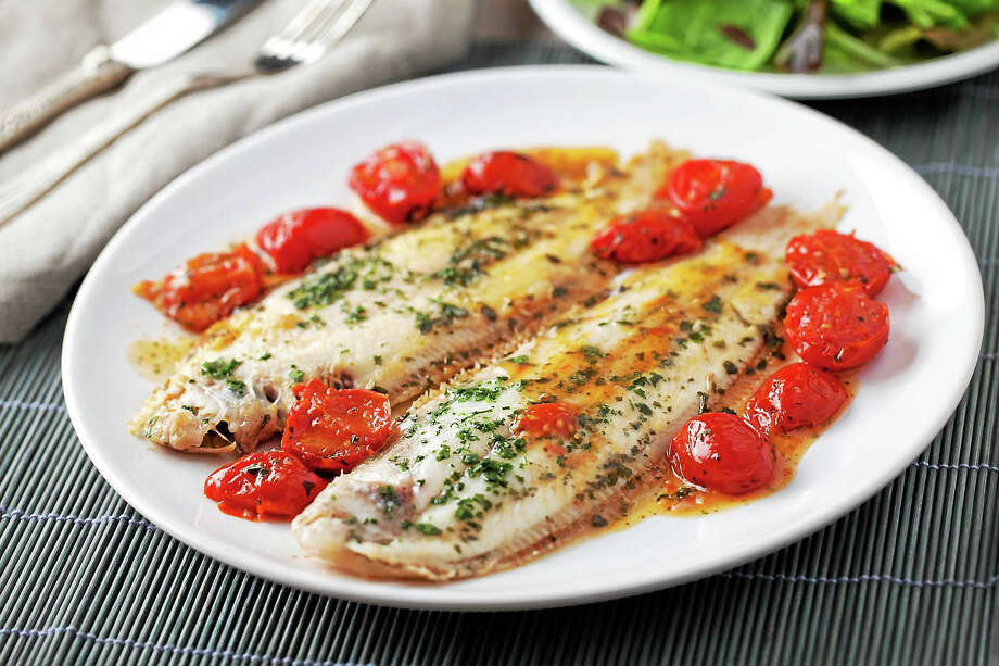 Sole is so versatile for last-minute cooking because its mild flavor lends itself to many different flavor variations. Photo: Fotolia.com   / svariophoto