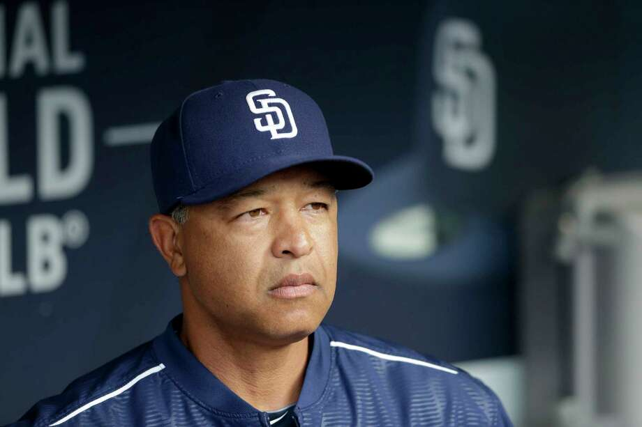 The Los Angeles Dodgers will name Dave Roberts as their new manager. Photo: Gregory Bull — The Associated Press File Photo   / AP