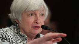 Federal Reserve Board Chairman Janet Yellen's term expires at the end of January.