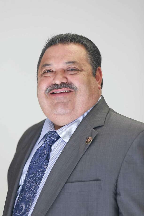 Rey Madrigal is the superintendent of Harlandale ISD. Photo: Courtesy Photo / Courtesy Photo