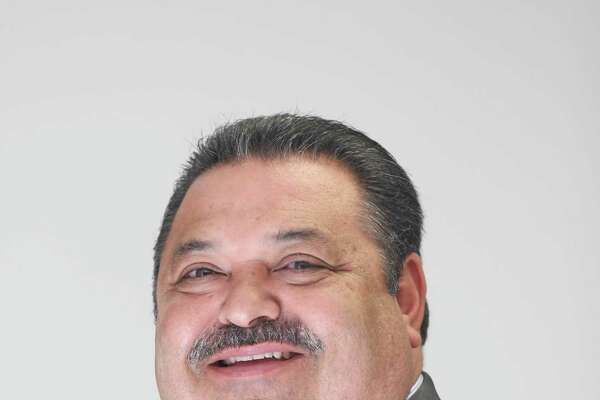 Rey Madrigal is the superintendent of Harlandale ISD.