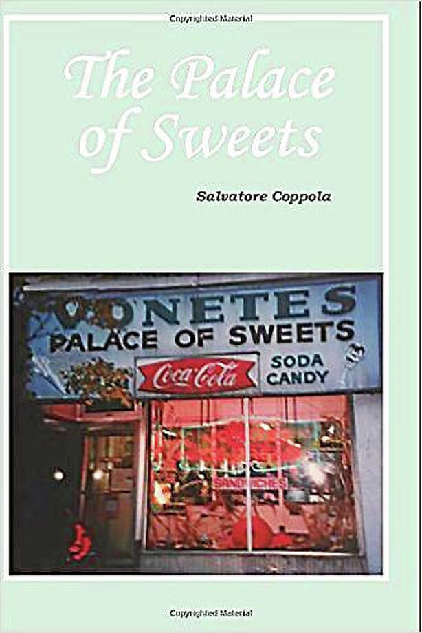 Jacket cover of The Palace of Sweets Photo: Journal Register Co.