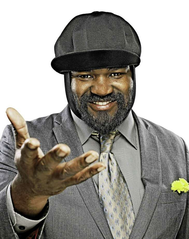 pragmaticobotsunite.com  Gregory Porter in his trademark hat will be at SCSU Friday. Photo: Journal Register Co. / vincent soyez