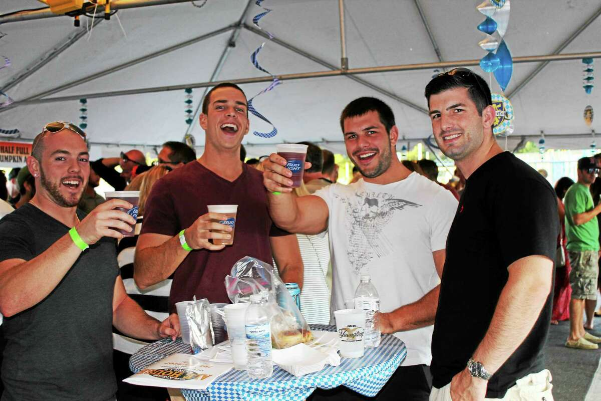 Milford Oktoberfest When: September 20-21   Where: Rotary Pavilion at Fowler in Milford Find out more.