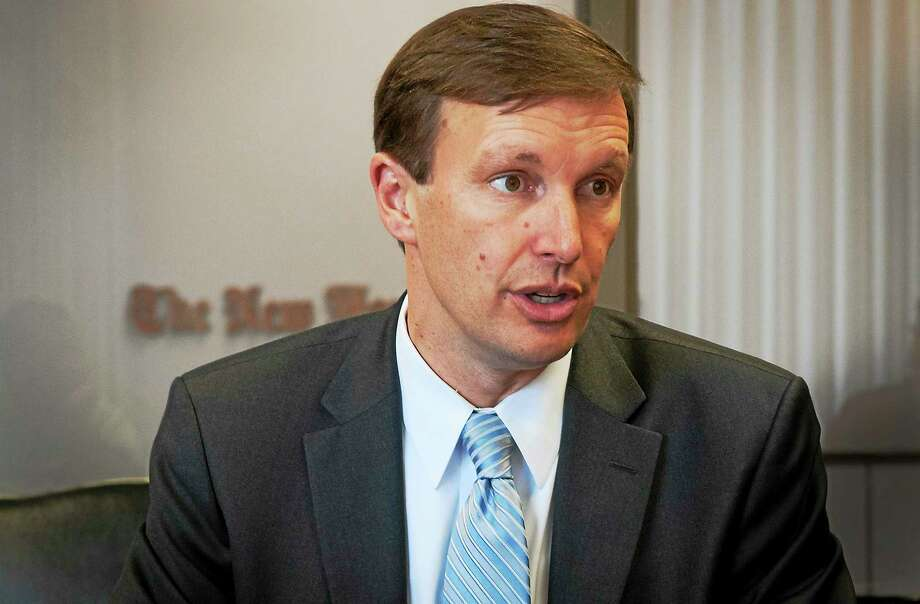FILE  U.S. Sen. Chris Murphy says cynicism and skepticism should be the foundation of a nuclear arms deal with Iran. Photo: Journal Register Co.