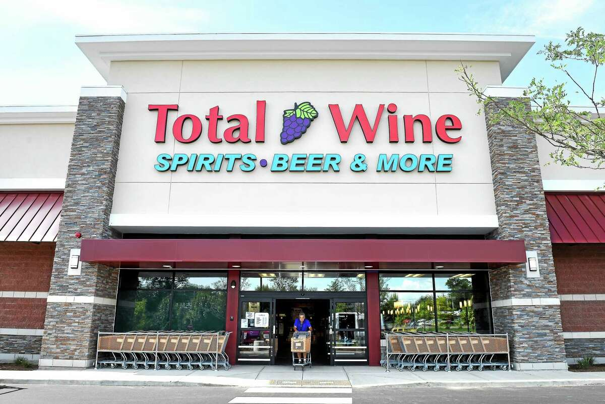 Total Wine & More, 230 Cherry St. in Milford.