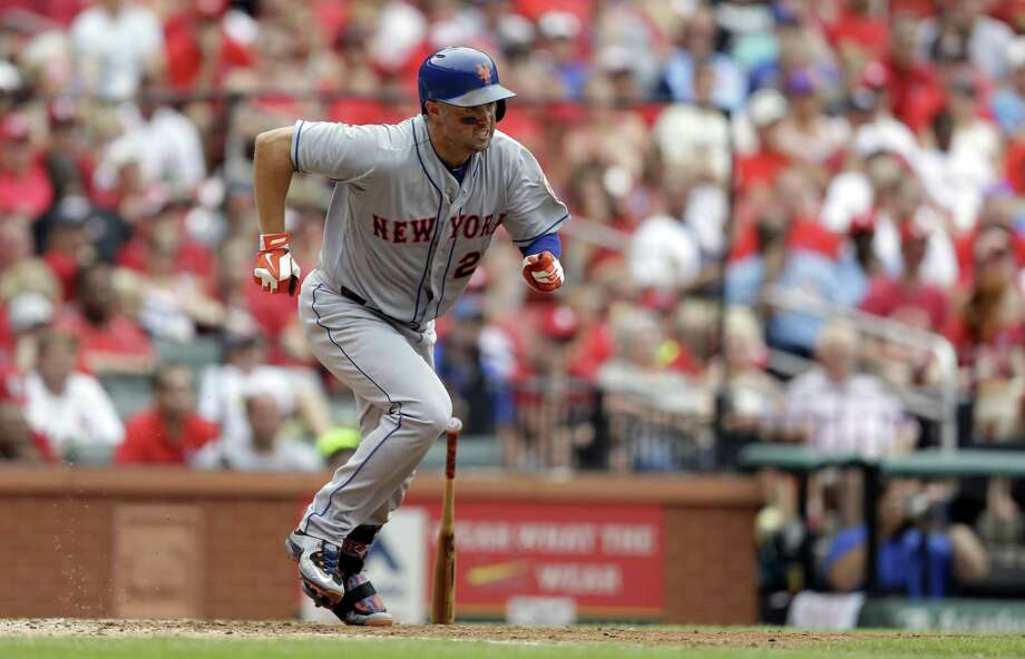 New York Mets outfielder Michael Cuddyer has been placed on the DL. Photo: Jeff Roberson — The Associated Press   / AP