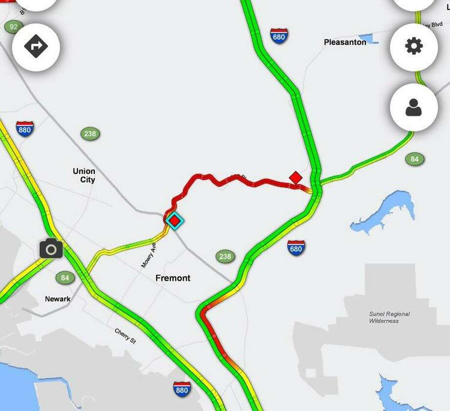 Niles Canyon road re-opened near Fremont, 6 hours after deadly crash