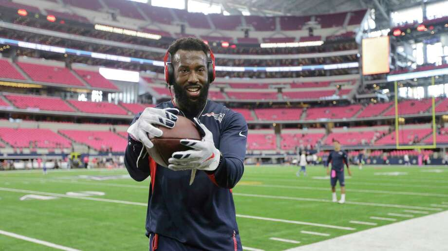 The New England Patriots have activated receiver Brandon LaFell. Photo: Tim Sharp — The Associated Press   / FR62992 AP