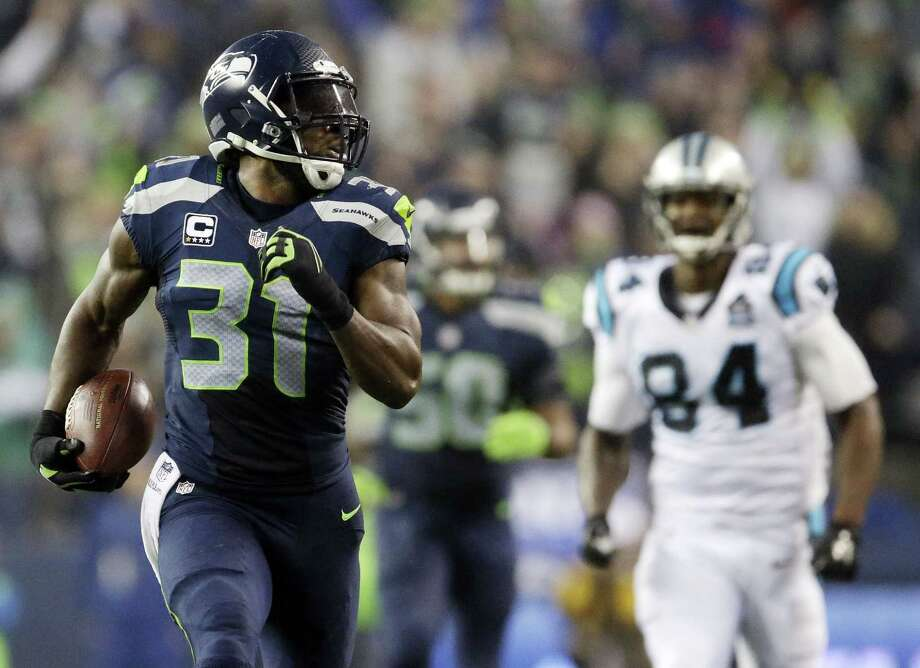 Kam Chancellor has ended his holdout and reported to the Seattle Seahawks on Wednesday. Photo: John Froschauer — The Associated Press File Photo   / FR74207 AP