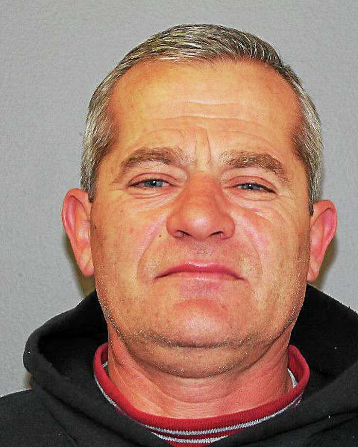 George Cupi Photo: Courtesy Of Shelton Police Department