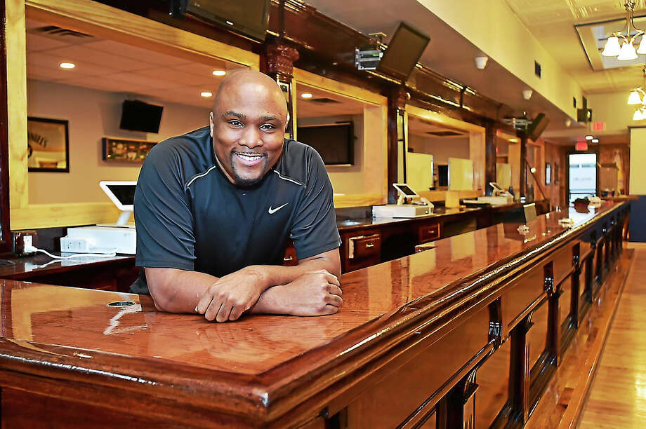 Steve Boddie, the new owner of Stevie B's in West Haven, formerly known as Center Pub, the Lager House and Central Pub will open Dec. 4. Photo: Catherine Avalone — New Haven Register    / New Haven RegisterThe Middletown Press