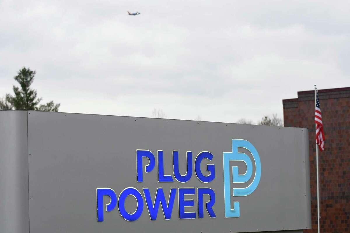 Plug Power on Albany Shaker Road on Thursdayday, Dec. 1, 2016, in Colonie, N.Y. (Michael P. Farrell/Times Union)