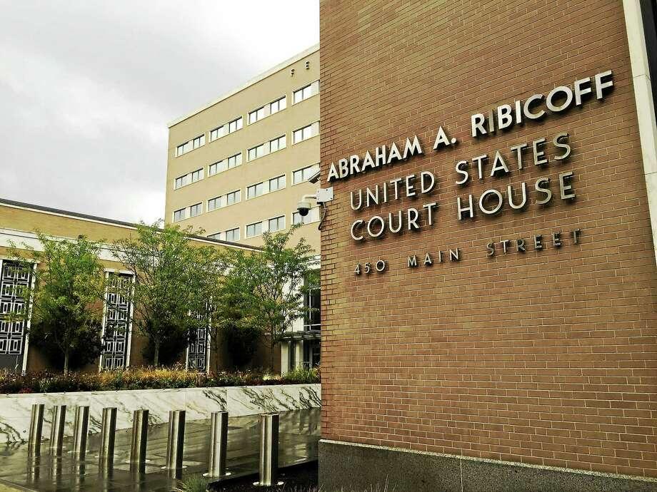 U.S. District Courthouse in Hartford Photo: Esteban L. Hernandez — New Haven Register