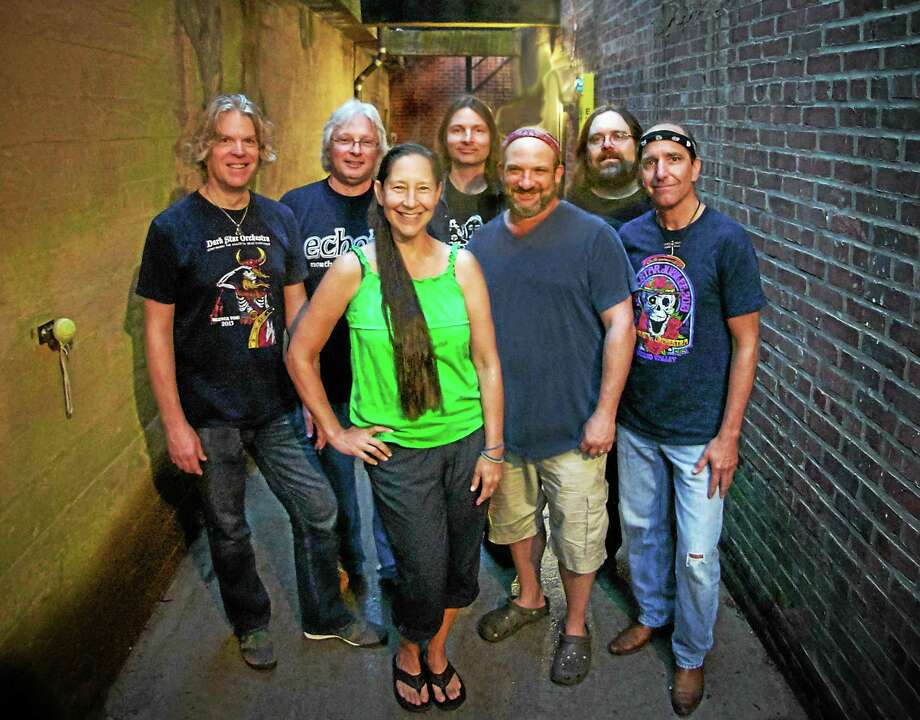 No shortage of Grateful Dead-inspired bands playing in the area of late, and that includes a Dark Star Orchestra stop in New Haven this weekend. Photo: Contributed