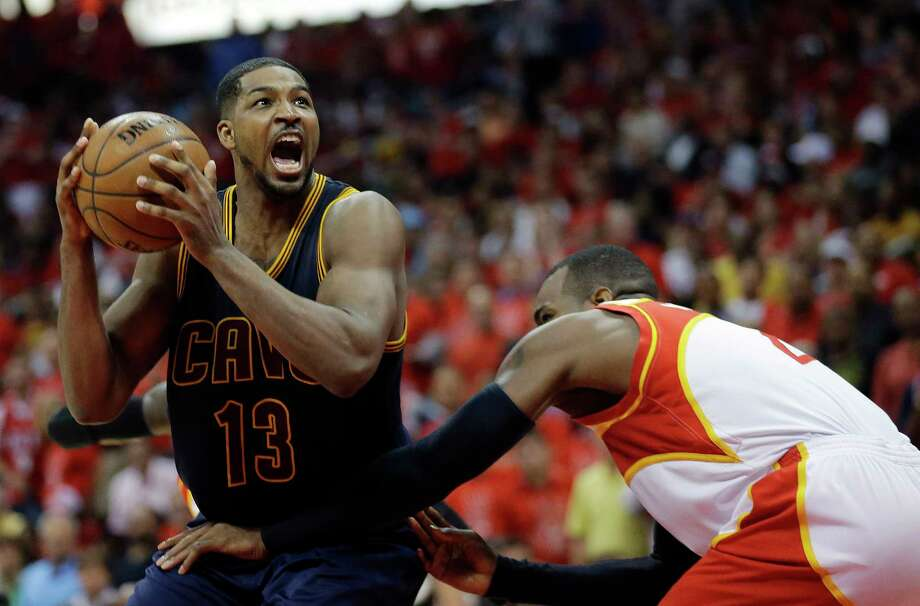 The Cleveland Cavaliers and forward Tristan Thompson have agreed in principle on a five-year, $82 million contract. Photo: David Goldman — The Associated Press File Photo   / AP