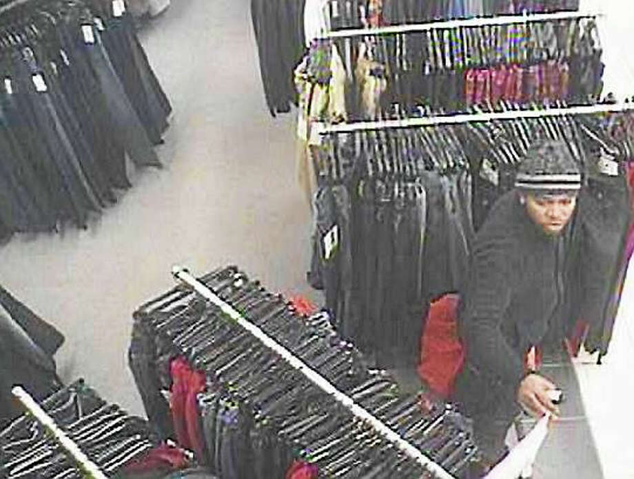 Police are asking for the public's help to identify this man who they say attempted to use a fraudulent credit card at the Clinton Crossings Mall on Nov. 15. Photo: Clinton Police Department