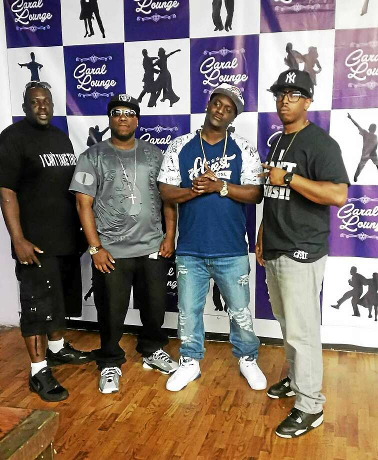 Local rap group CMT will perform at the Flava of Hip-Hop Cultural Festival. Photo: Contributed