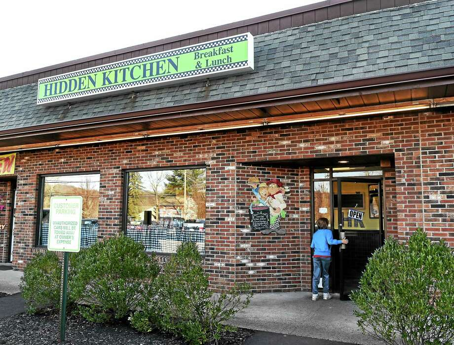 (Peter Hvizdak - New Haven Register)Hidden Kitchen at 2341 Foxon Road in North Branford, Saturday November 19, 2015. Photo: ©2015 Peter Hvizdak / ©2015 Peter Hvizdak