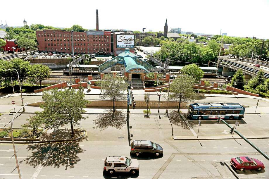 Expansion Of New Havens State Street Station Part Of New Hartford