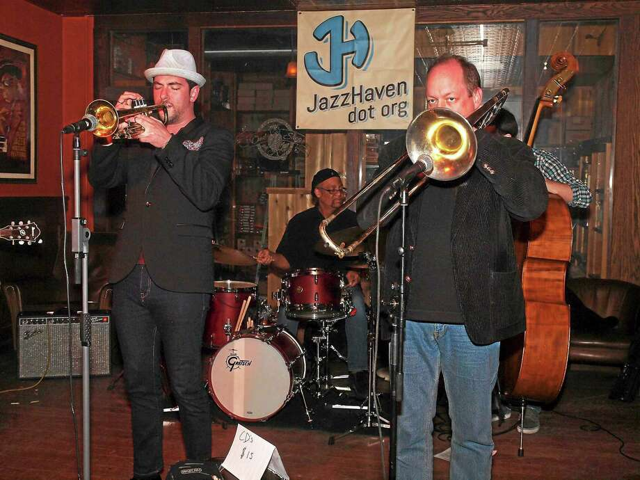 JAZZ FEST: The New Haven Jazz Festival continues Sunday through Aug. 30 with performances at city clubs and restaurants, including the Hawkins Jazz Collective Wednesday at 9 p.m. at The Owl Shop, 268 College St. in New Haven. Complete lineup at jazzhaven.org. Photo: Contributed