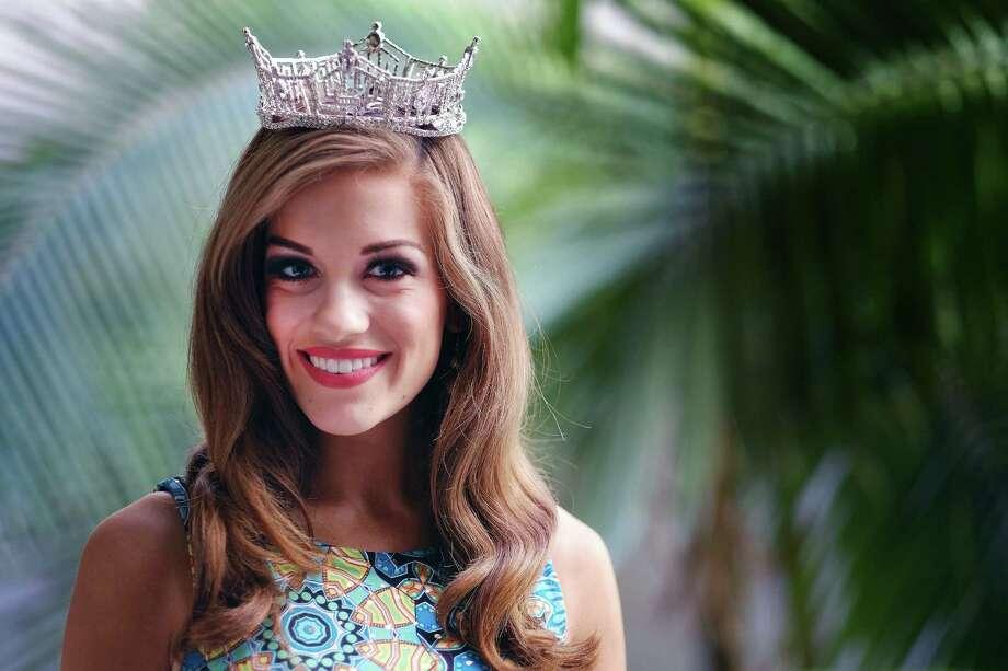 Miss America 2016, Betty Cantrell. Photo: Richard Vogel — The Associated Press   / AP