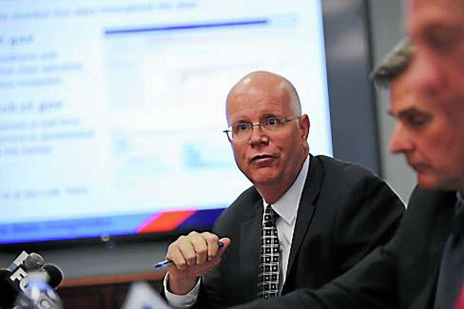 Connecticut Comptroller Kevin Lembo Photo: Photo Courtesy Of Christine Stuart Vie CTNJ