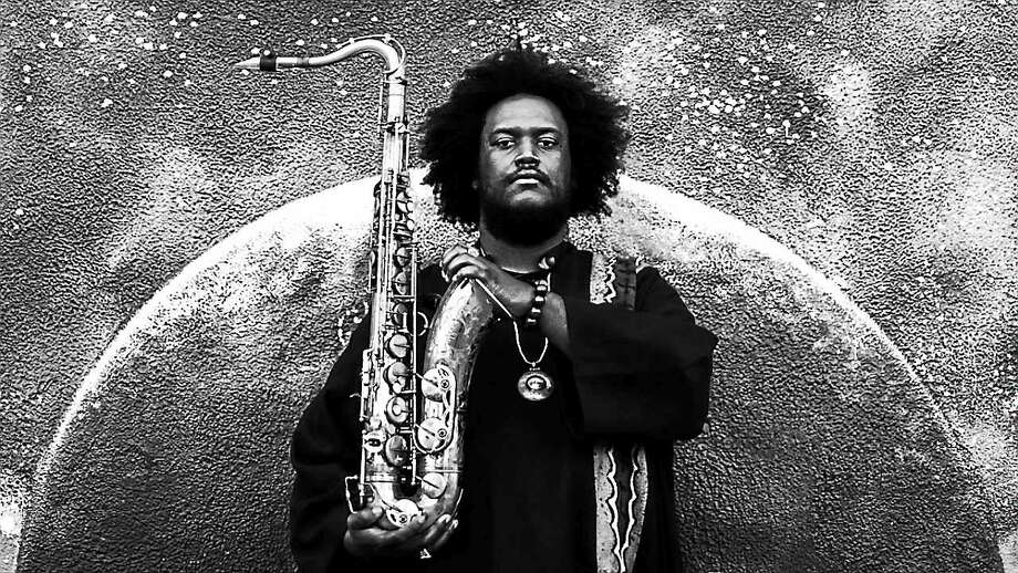 At 13, Kamasi Washington picked up the saxophone and started playing. Photo: Contributed