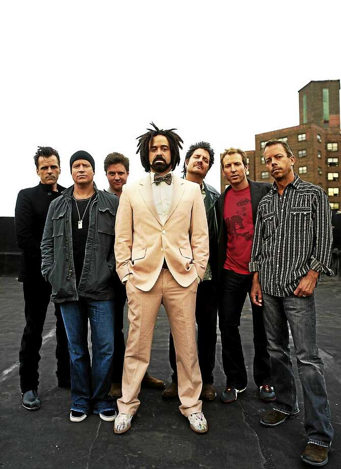 Counting Crows promise one rockin' Saturday night at the Mohegan Sun Arena. Photo: Contributed