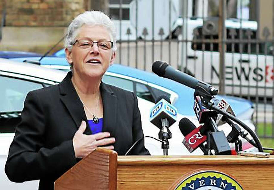 EPA Administrator Gina McCarthy Photo: Christine Stuart — CT News Junkie