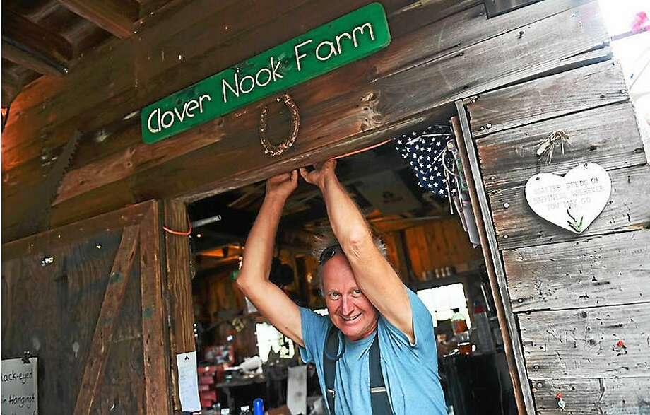 Established in 1765, Clover Nook Farm in Bethany is celebrating its 250th anniversary as a family owned farm. Photo: Photo By Arnold Gold--New Haven Register