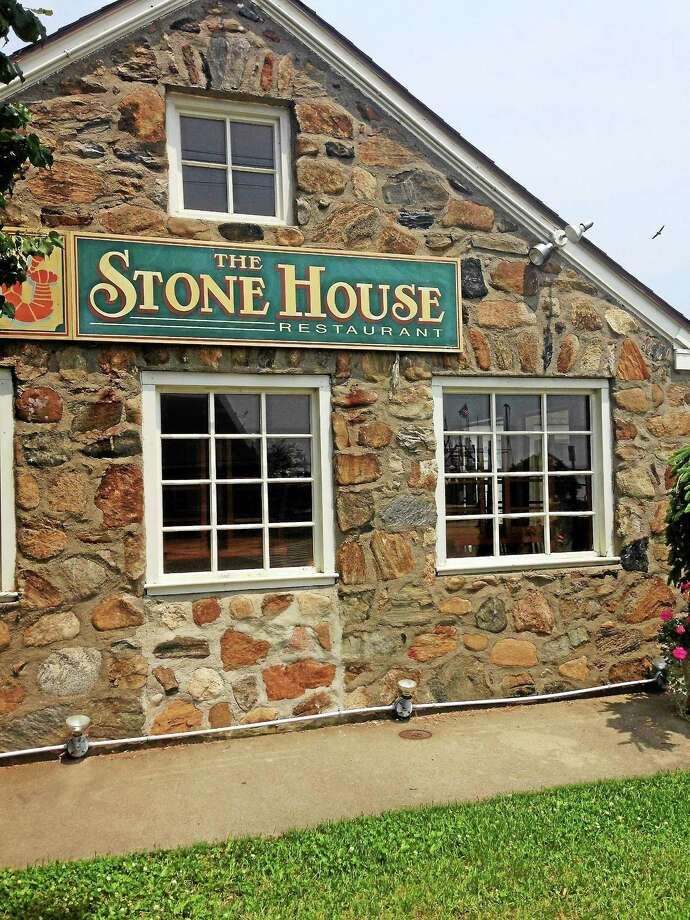 The Stone House Restaurant in Guilford. Photo: Brian Zahn — New Haven Register File Photo