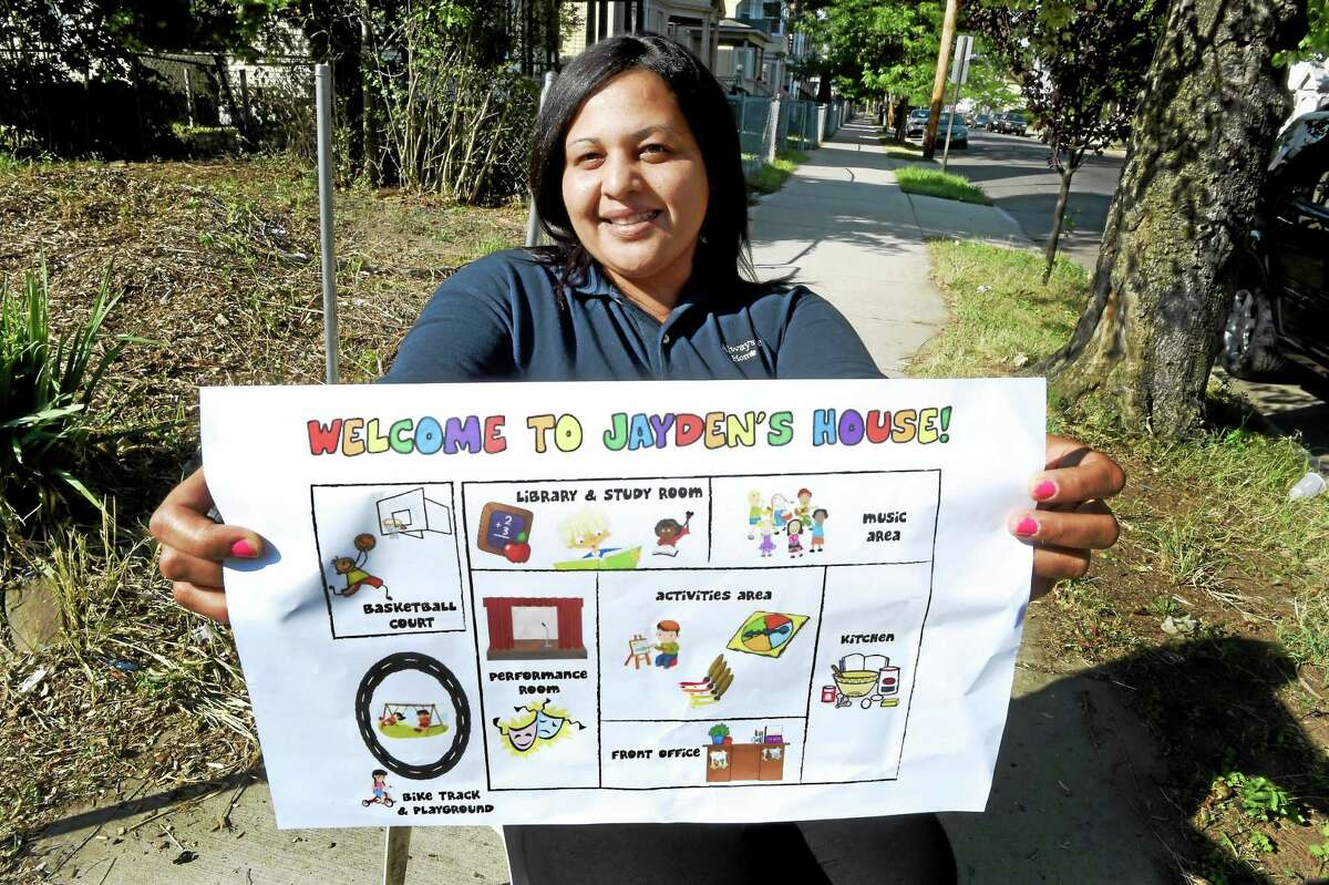Dawn Reed of Waterbury, a New Haven native, formed an organization, Jayden's House, that raises awareness about screen/window safety.
