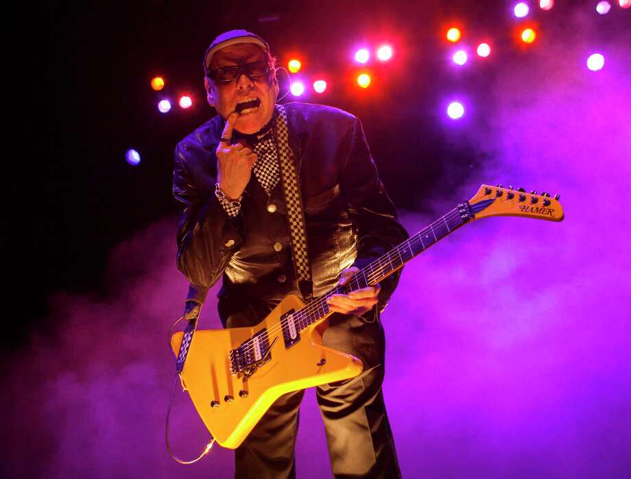 In this Aug. 30, 2013, file photo, Rick Nielsen of Cheap Trick performs at the Harley-Davidson 110th Anniversary celebration, in Milwaukee. Cheap Trick joins others as inductees in the 2016 class at the Rock and Roll Hall of Fame. The rock hall announced Thursday, Dec. 17, 2015, that Chicago, N.W.A., Deep Purple and Steve Miller will join as members in an April 8 induction ceremony in Brooklyn. Photo: Photo By Barry Brecheisen/nvision/AP, File    / Invision