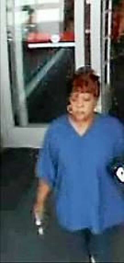 Orange police are looking to identify this woman. Photo: Journal Register Co.